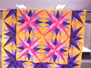 star quilt 2010