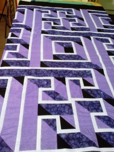 unquilted maze